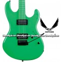DEAN GUITARS Custom Zone Electric Guitar - Neon Green