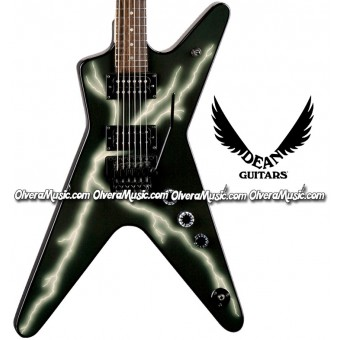 DEAN GUITARS Dimebag Black Bolt ML Electric Guitar