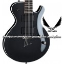 DEAN GUITARS Deceiver X Electric Guitar - Metallic Charcoal