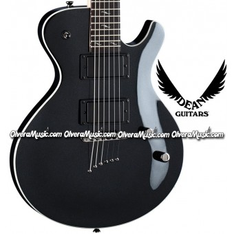 DEAN GUITARS Deceiver X Electric Guitar - Metallic Charcoal