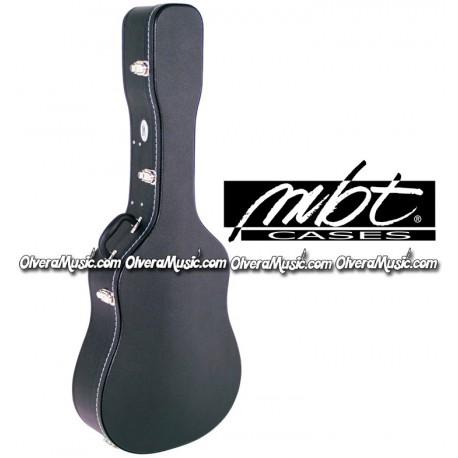 mbt cases hardshell wooden acoustic guitar case olvera music. Black Bedroom Furniture Sets. Home Design Ideas