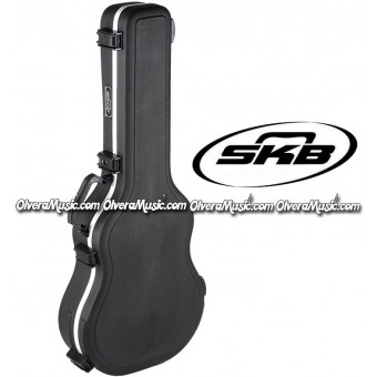 SKB Thin-Line A/E Classical Deluxe Guitar Case
