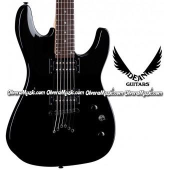 DEAN GUITARS Vendetta XMT Electric Guitar - Classic Black