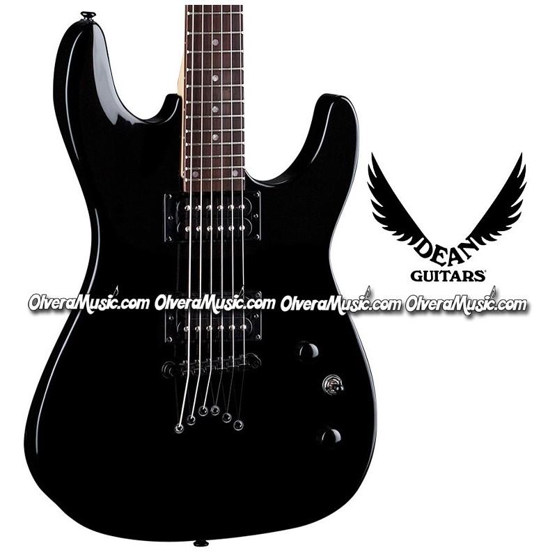 Dean guitars vendetta xmt guitarra el ctrica negro for Luthier guitarra electrica