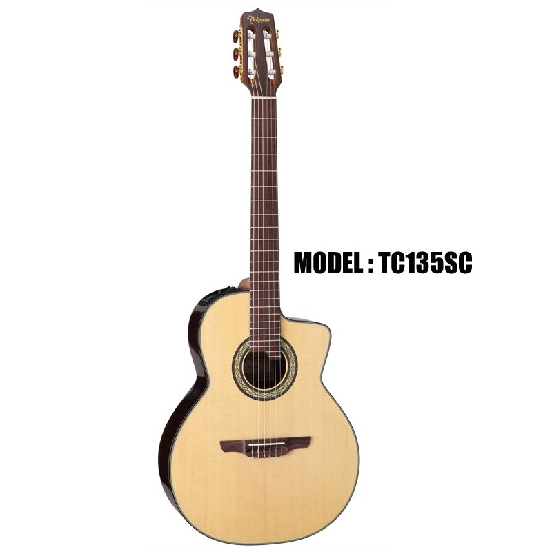 24 Fret Acoustic Guitar : takamine classical 24 fret cutaway acoustic electric guitar gloss natural finish olvera music ~ Vivirlamusica.com Haus und Dekorationen