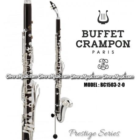 BUFFET Prestige Series Professional Eb Alto Clarinet