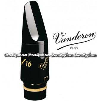 VANDOREN V16 Boquilla Para Saxofón Tenor - Modelo V16 T7