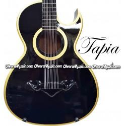 TAPIA Traditional Bajo Quinto - Palo Escrito Wood