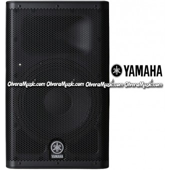 "YAMAHA 8"" Powered Speakers, 1100 Watts"