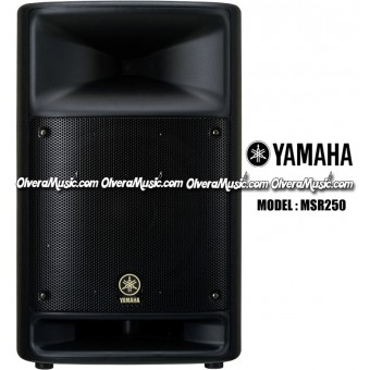 YAMAHA Powered Speaker 250 Watts