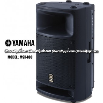 YAMAHA Powered Speaker 400 Watts