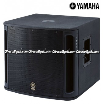 "YAMAHA Powered Subwoofer 15"" 800 Watts"