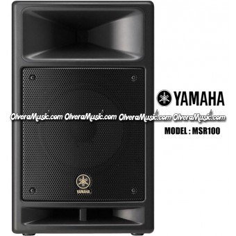 YAMAHA Powered Speaker 100 Watts