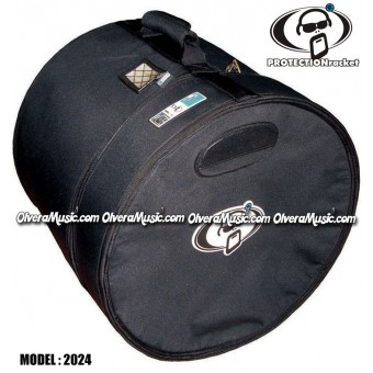"PROTECTION RACKET Bass Drum Bag 20""x24"""