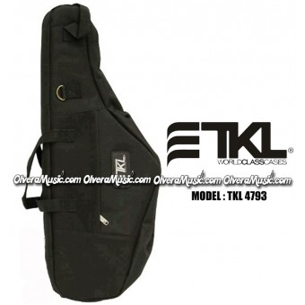 TKL Black Belt Series Alto Saxophone Bag