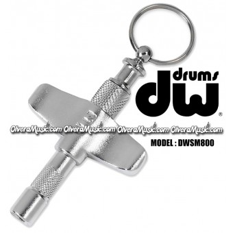 DW Drum Key Keychain