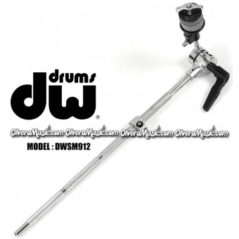 DW 1/2-in by 18-in Boom Cymbal Arm