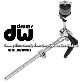 DW 1/2in by 9in Boom Cymbal Arm