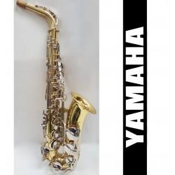 YAMAHA YAS-23 Saxofón Alto Modelo Estudiante (USADO)