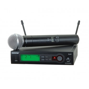 •Wireless Microphones