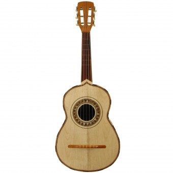 Vihuelas, Guitarrón