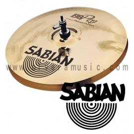 """SABIAN 14"""" B8 Pro Hit-Hats Platillos de Contratiempo"""