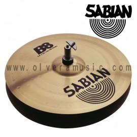 """SABIAN 14"""" B8 Hit-Hats Platillos de Contratiempo"""