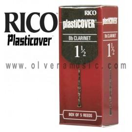 PLASTICOVER Cañas Bb para Clarinete - Caja de 5
