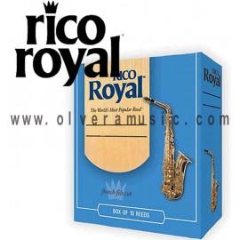 Rico Royal Cañas para Saxofon Alto
