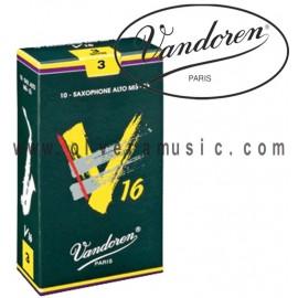 Vandoren V16 Cañas para Saxofon Alto