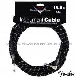 FENDER Cable p/Instrumento Serie Performance Custom Shop (18.6 Pies)