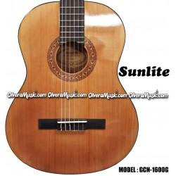SUNLITE Serie 1600 Guitarra Clasica - Natural
