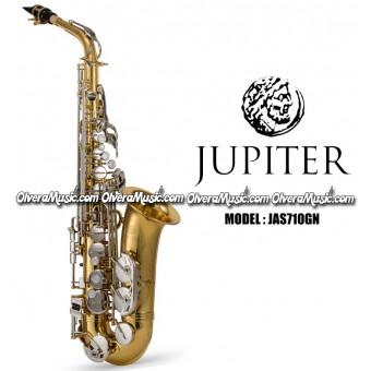 JUPITER Student Model Eb Alto Saxophone - Lacquer Finish