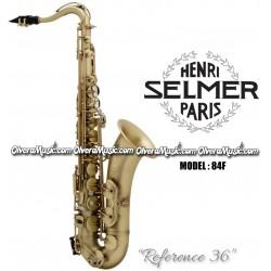 "SELMER PARIS ""Reference 36"" Saxofón Tenor Sibemol Profesional - Mate Viejo"