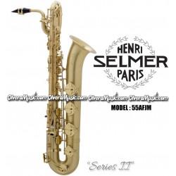 """SELMER PARIS """"Serie II"""" Edición Jubilee Saxofon Baritono Profesional - Lacquer Mate"""
