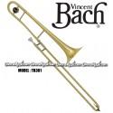 BACH Student Model Bb Slide Trombone - Lacquer Finish