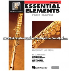 ESSENTIAL ELEMENTS For Band - Flauta Libro 2