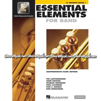 ESSENTIAL ELEMENTS For Band - Trompeta Libro 1