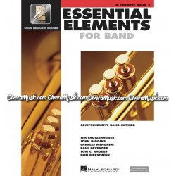 ESSENTIAL ELEMENTS For Band - Trompeta Libro 2