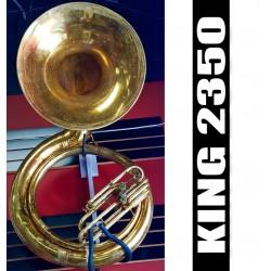 KING 2350 Tuba Lacquer de Metal (USADA)