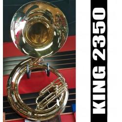 KING 2350 de Metal Reconstruida