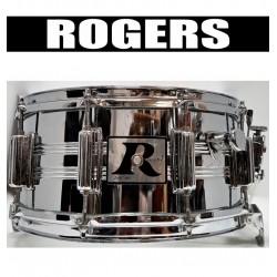 ROGERS Tarola 14x6.5 Big R 10-Afinadores (USADA)