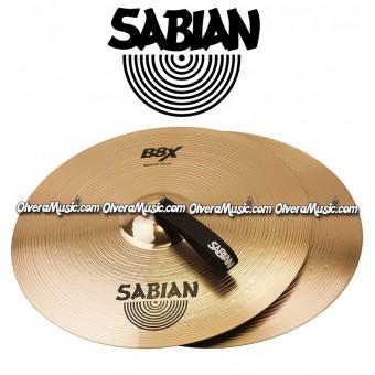 """SABIAN B8X 16"""" Set de Platillos - Band"""
