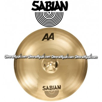 "SABIAN AA 24"" Platillo de Remate - Bash Ride"