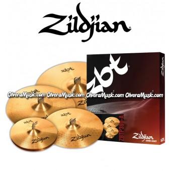 ZILDJIAN ZBT 5 Cymbal Set - In a Box