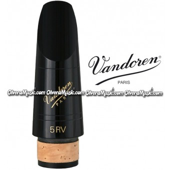 VANDOREN 5RV Clarinet Mouthpiece - 5RV