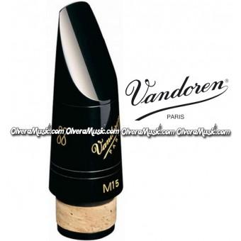 VANDOREN Boquilla p/Clarinete - Modelo M15, Profile 88