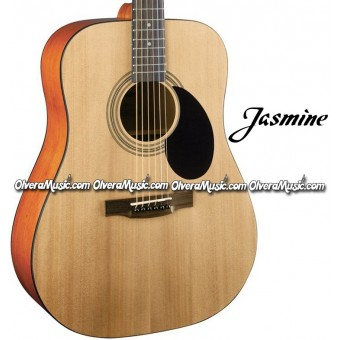 JASMINE by Takamine Acoustic V2 Dreadnought - Satin Natural