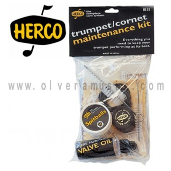 HERCO Trumpet Maintenance Kit