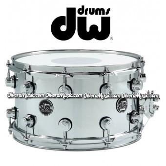 DW 14x8 Performance Series Steel Snare 10-Lug